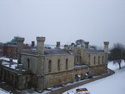 Lincoln Castle, Lincoln, Lincolnshire, UK
