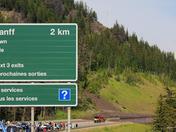 July 20, 2012 Banff Landslide