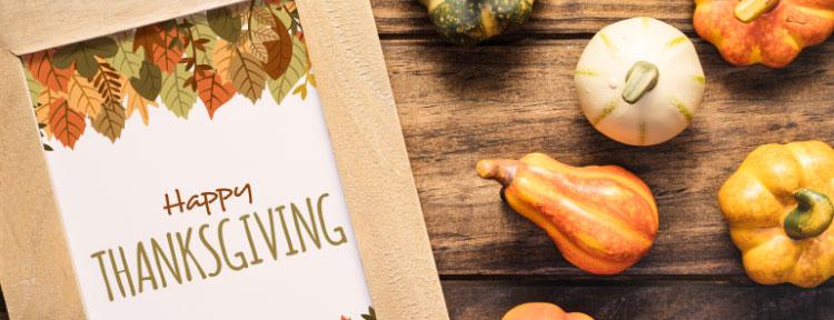7 Easy Thanksgiving decoration ideas for DIY Festive