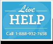 Live Help Call 888-932-7658
