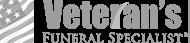 Veterans Funeral Specialist Logo