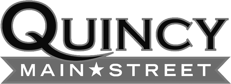 Quincy Main Street Logo