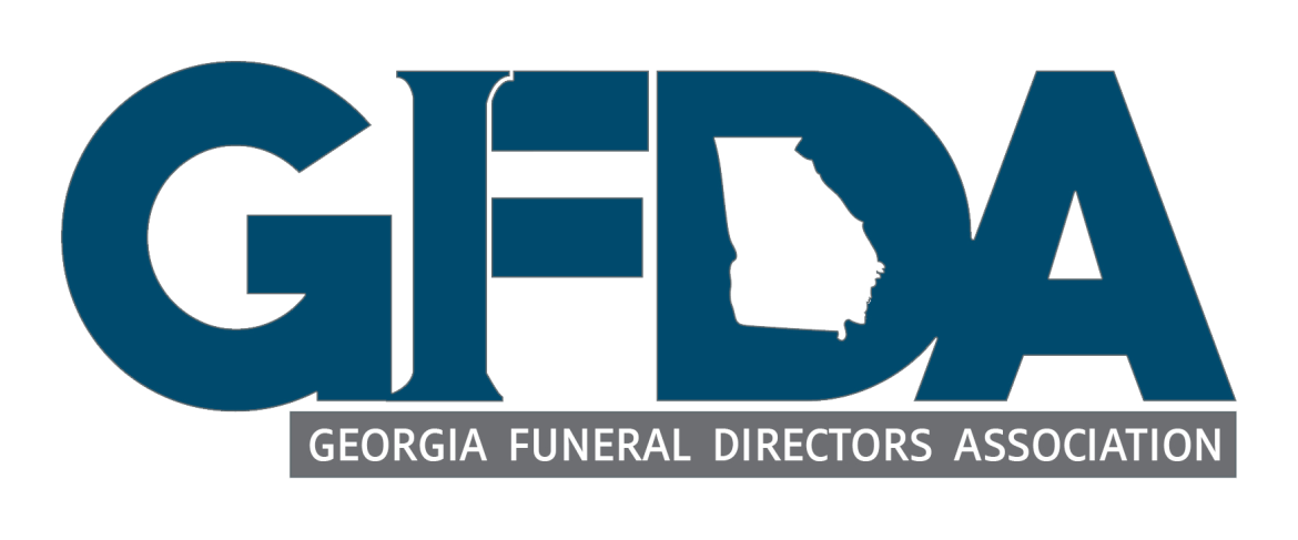 Georgia Funeral Directors Association Logo