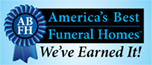 America's Best Funeral Home Logo