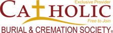 Catholic Burial and Cremation Society Logo