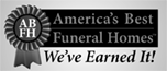 America's Best Funeral Homes Logo
