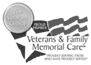 Veteran Family Memorial Care Logo