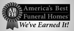 Americas Best Funeral Homes Logo