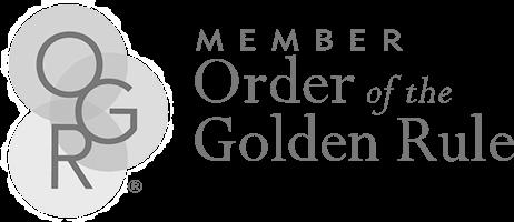 Order of the Golden Rule Logo