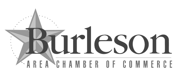 Burleson Chamber of Commerce Logo