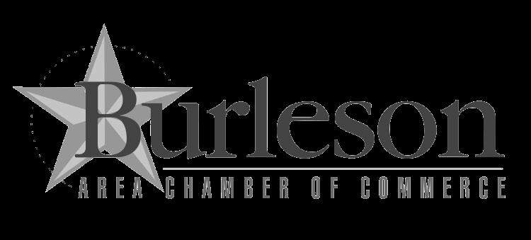 Burleson Chamber of Commerce Logo
