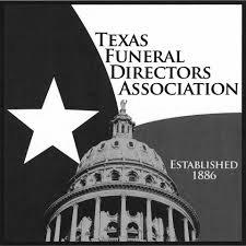 Texas Funeral Directors Association Logo