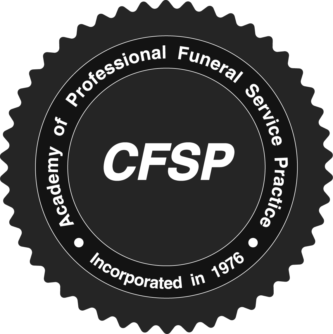 Academy of Professional Funeral Service Practice Logo