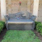 Victorian Bench