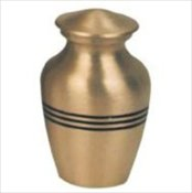 Keepsake urns