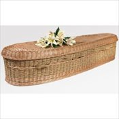 Passages Seagrass Casket