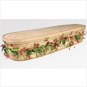 Passages Bamboo Casket
