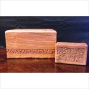 Handcarved Rosewood
