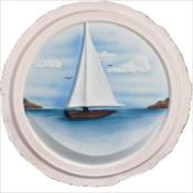 Windward Reflections Biodegradable Urn