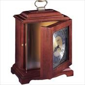 Continuum Cherry Mantel Clock
