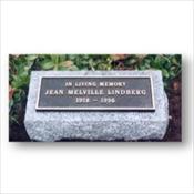 Bronze Memorials