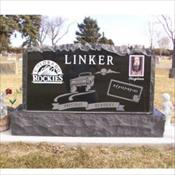 Markers and Headstones 23