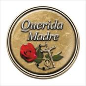 LifeSotires Keepsake Medallion - Madre (Mother)