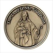 LifeStories Keepsake Medallion - Lord is My Shepherd