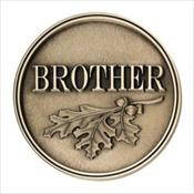 LifeStories Keepsake Medallion - Brother