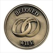 LifeStories Keepsake Medallion - Wife