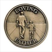 LifeStories Keepsake Medallion - Father