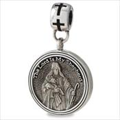 LifeStories Medallion Bead - Lord Is My Shepard