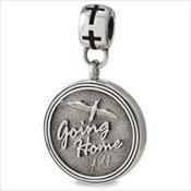 LifeStories Medallion Bead - Going Home
