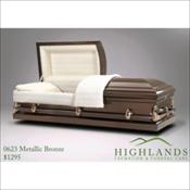 $1295 casket selections