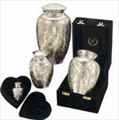 Dynasty Silver Gold Solid Brass