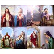 Prayer Cards - Reni