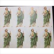 Prayer Cards - St. Jude the Apostle