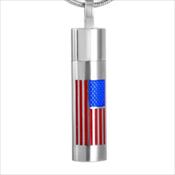 29. Cylinder US Flag