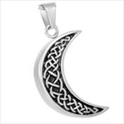 31. Celtic Half Moon