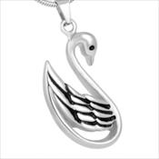 51. Silver Swan