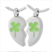 60. BFF Cloverleaf (2 Necklaces)