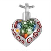 74. 3d Flower Heart