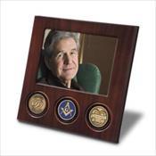 Medallion Photo Frame