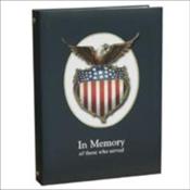 Veteran Register Book