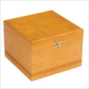 Solid Pine Urn