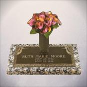Single Headstone Memorials