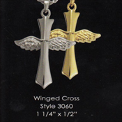 Winged Cross