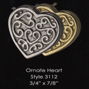 Ornate Heart