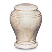 Cameo Bell Jar Urn