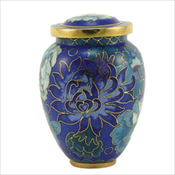 Floral Blue Elite - Keepsake